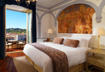 The St. Regis Florence (Firenze, Italy)