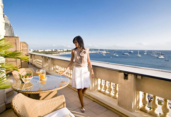 InterContinental Cannes (Cannes, France)