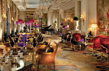 Four Seasons Hotel George V Paris (Paris, France)