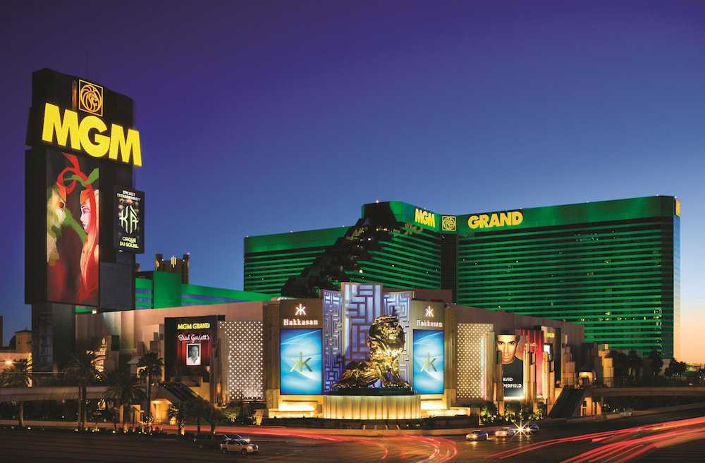 The SKYLOFTS at MGM Grand