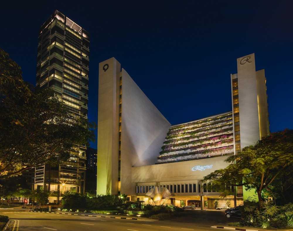 ザ リージェント シンガポール - ア フォーシーズンズ ホテル