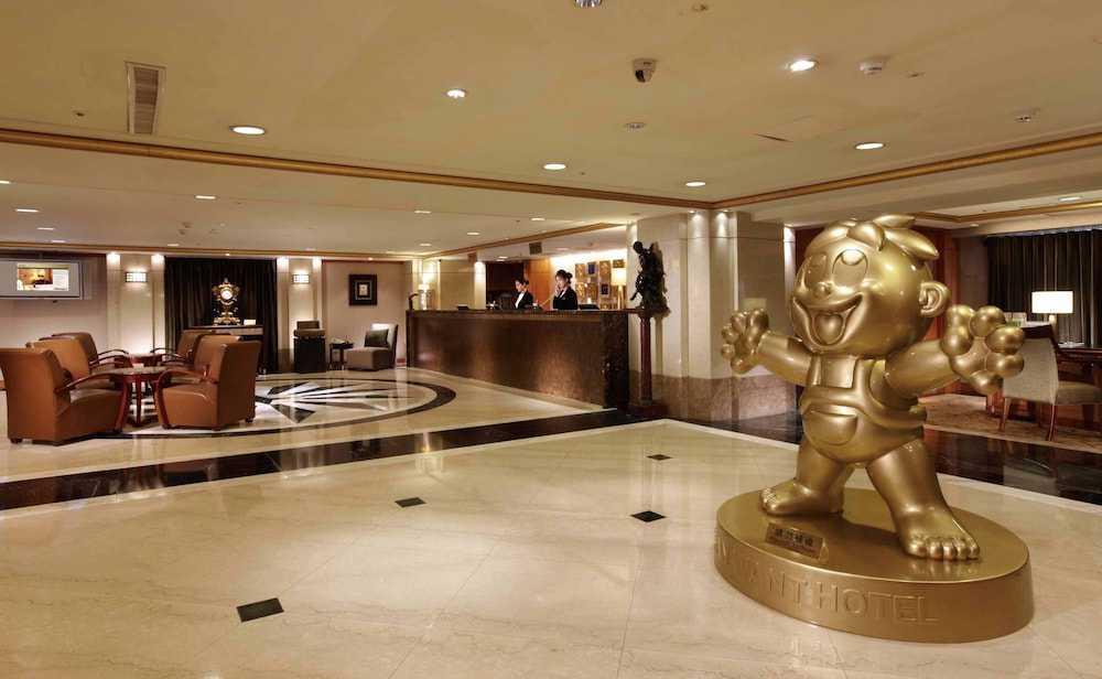 サン ワン ホテル 台北 (神旺大飯店)