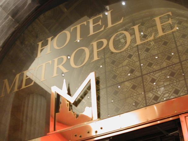 ホテル メトロポール ブリュッセル