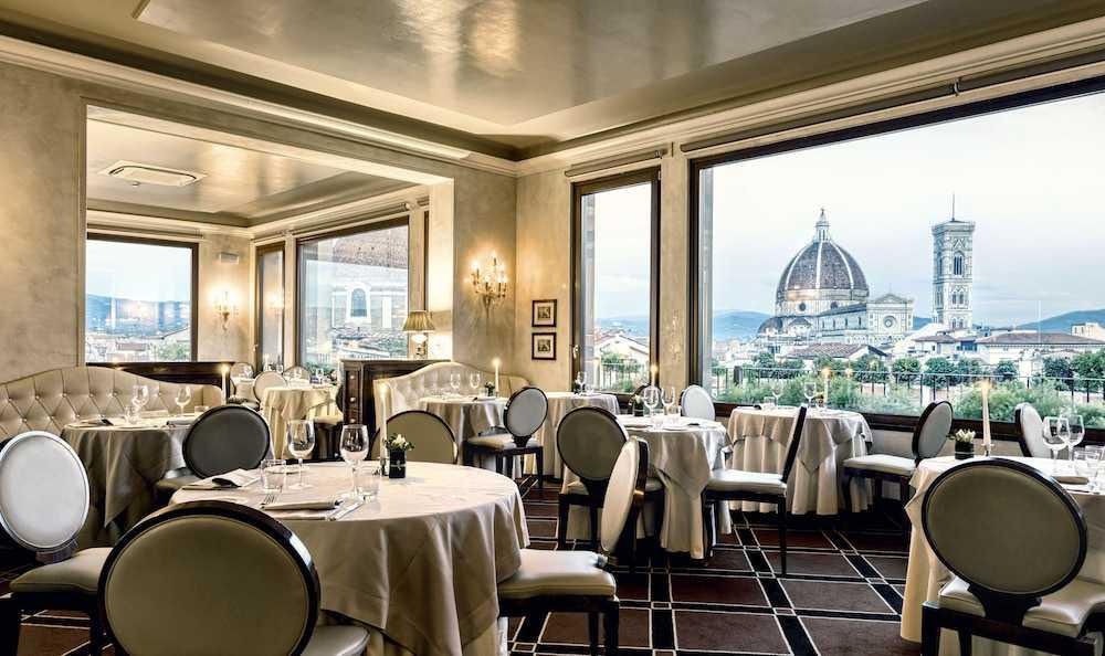 グランド ホテル バリョーニ(フィレンツェ)
