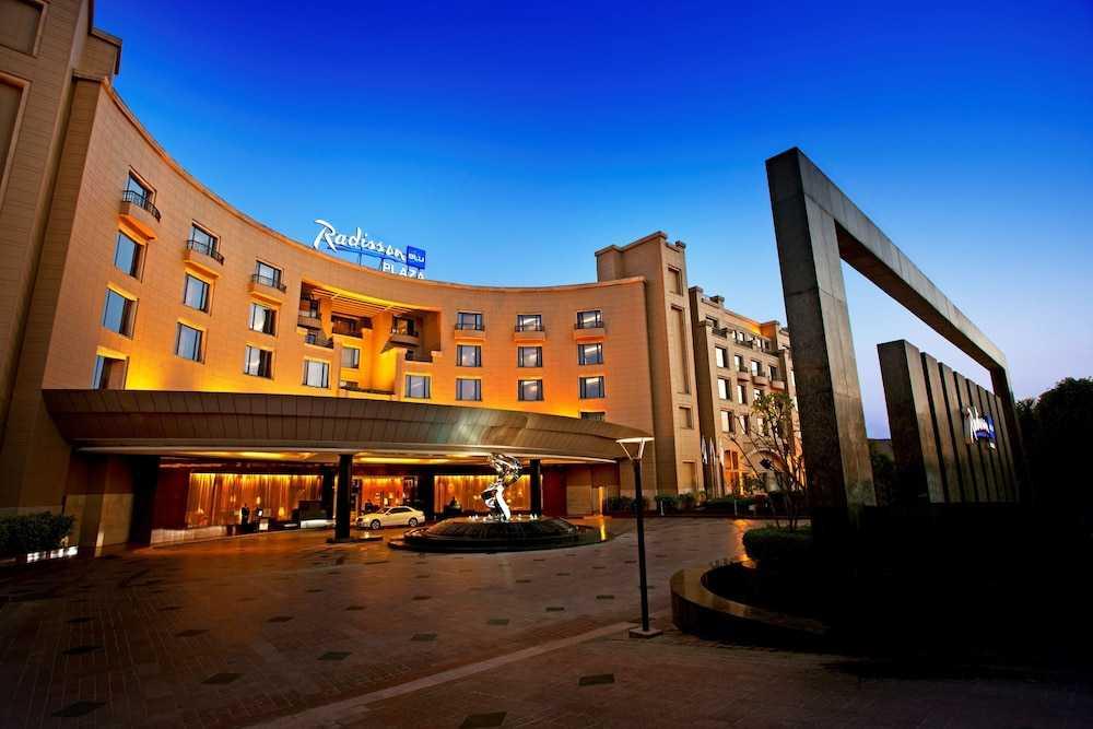 ラディソン ホテル ニューデリー