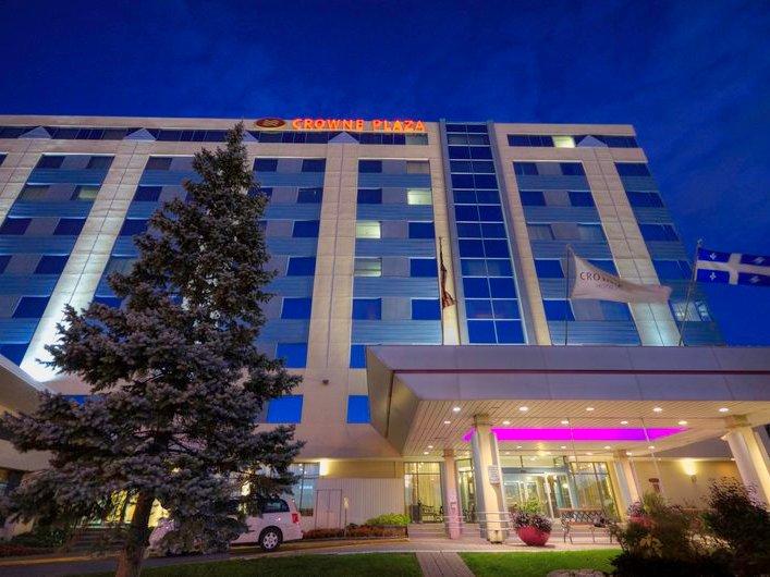 クラウン プラザ ホテル モントリオール エアポート