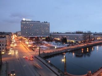 アジムット ホテル サンクトペテルブルク(サンクトペテルブルク)