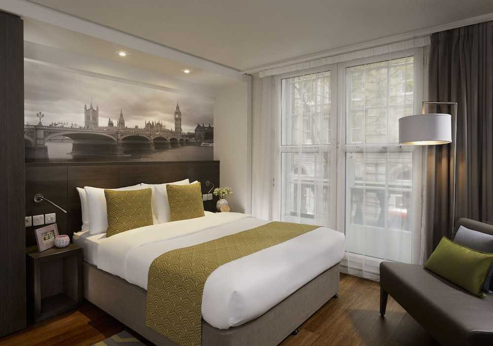 Citadines Prestige Trafalgar Square London