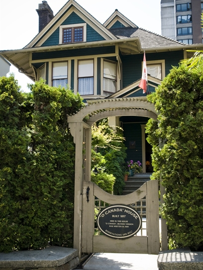 O Canada House Bed & Breakfast