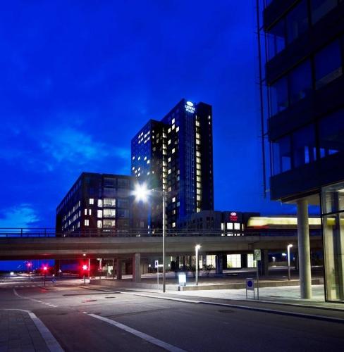 クラウン プラザ ホテル コペンハーゲン タワーズ