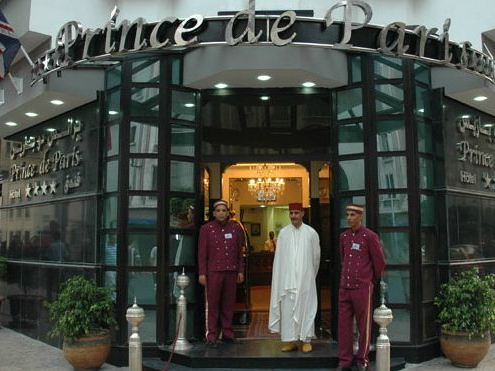 ホテル・プリンス・ド・パリ