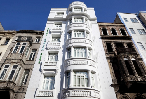 アルマダ イスタンブール ペラ ホテル